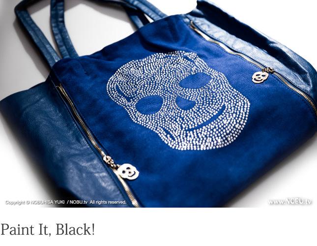 NOBU.tv : BLUE Skull