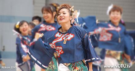 原宿スーパーよさこい2005