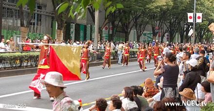 スーパーよさこい2005 本祭