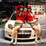 東京モーターショー2005 Grande Punto Rally 日本初公開