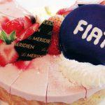 FIATなケーキ 2