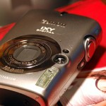 Canon IXY600