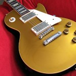 57 Les Paul Reissue Gold Top