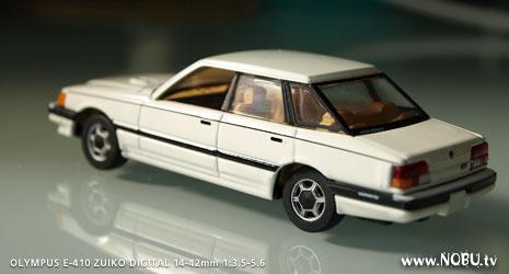 日産レパード TR-X