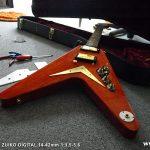 ギターのメンテ