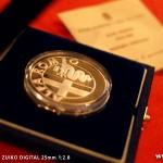 掃除日記 – Alfa Romeo 80周年記念コイン