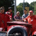 ALFA ROMEO 6C 1500 SUPER SPORT チーム