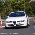 Alfa Romeo 159 2.2 JTS Selespeed TI