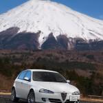 Alfa147 ホワイトエディション
