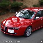 Alfa 159 スポーツワゴン 3.2 JTS Q4 Q-Tronic TI