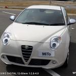 Alfa Romeo MiTo (アルファ ロメオ ミト 1.4 ターボ スポーツ)