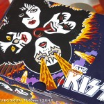 VANS × KISS : Rock And Roll Over