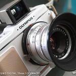 オリンパスPEN E-P1 試し撮り-Leitz Summaron 35mm