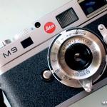 Leica M9 試し撮り(1938年製 HEKTOR 1:6.3 28mm)