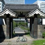 連休中日のチャリ散歩(皇居)