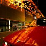 東京タワーと撮ってみる