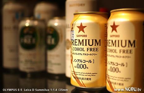 ノンアルコールビールのプリン体