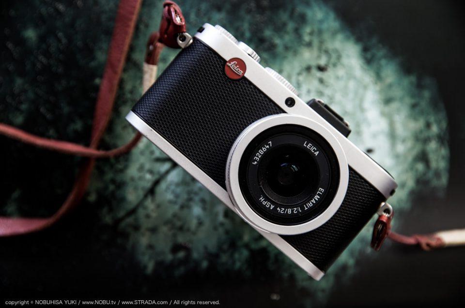 Leica X2 試し撮り