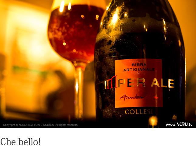 Birra Artigianale Imper Ale