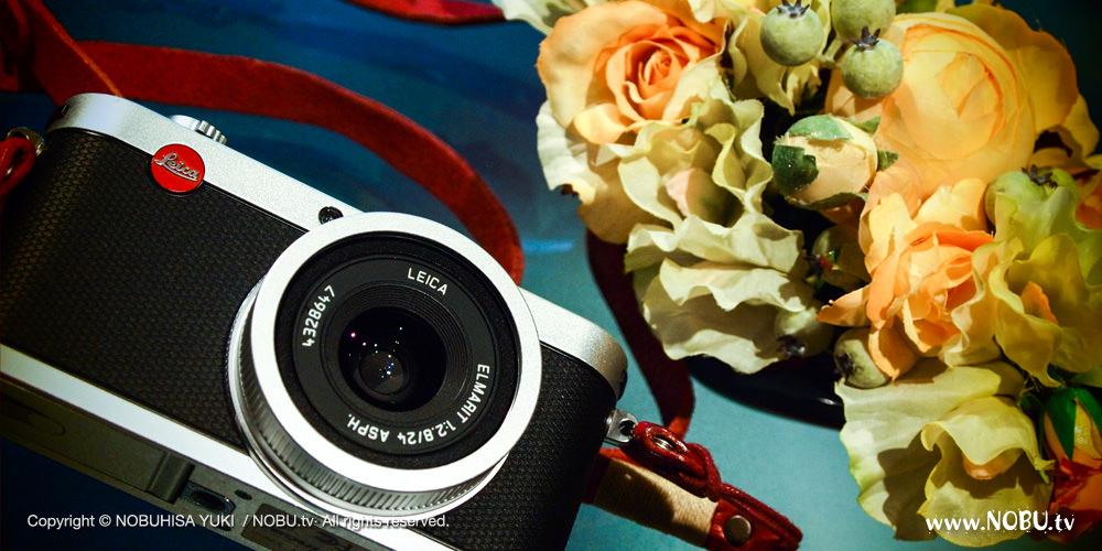 Leica X2 レンズユニット交換