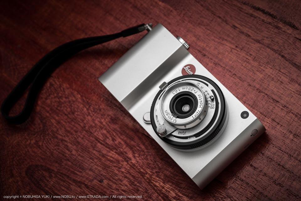 Leica T (Typ701) + Hektor 28mm