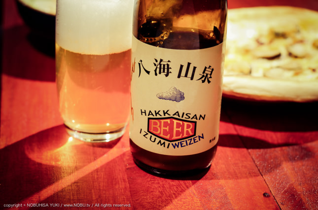 NOBU-八海山ビール