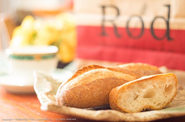 石窯焼きのパン