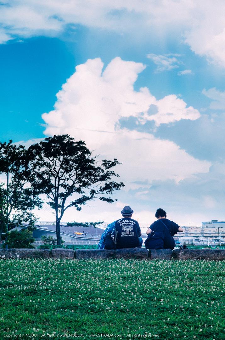 横浜みなとみらい / Leica T