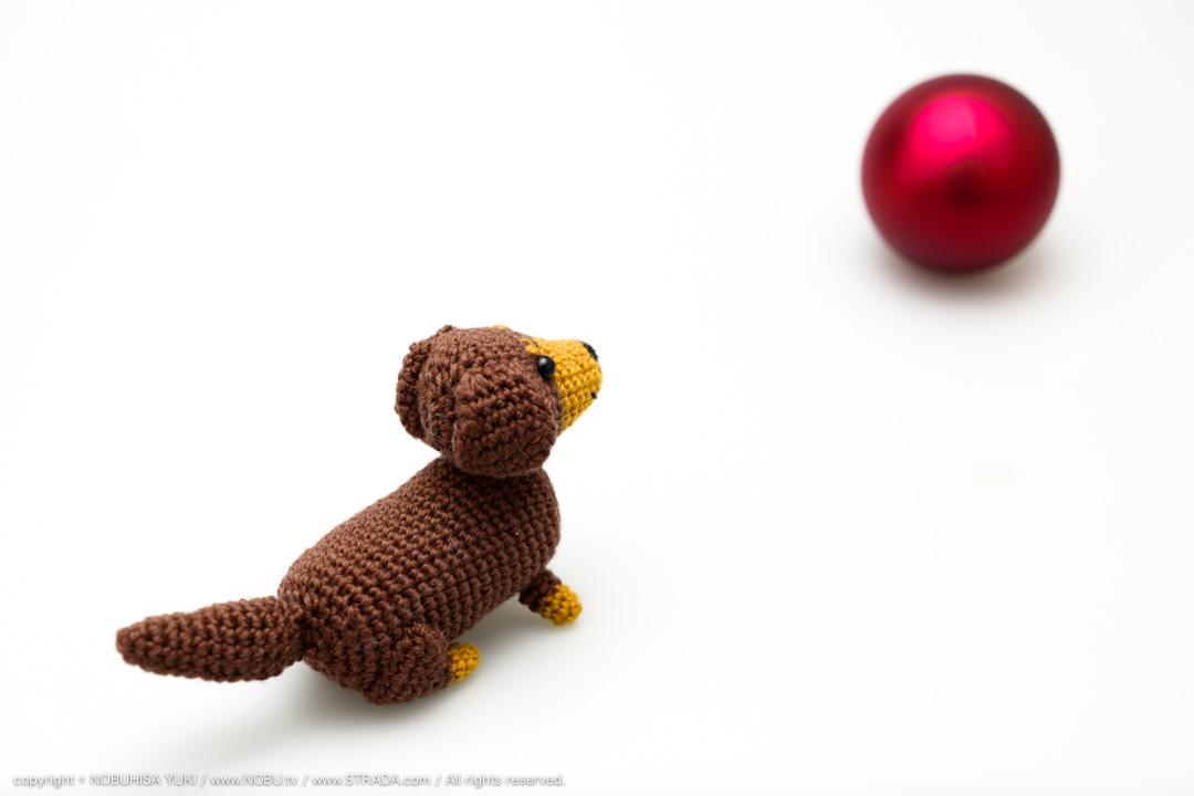 ペットの人形