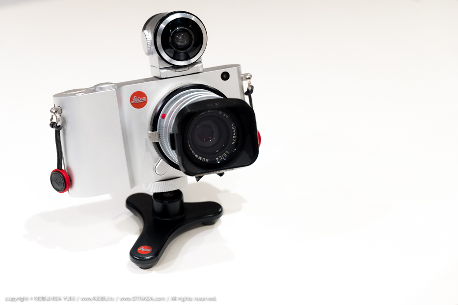 Leica table mini tripod 14320