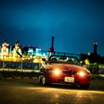 ALFA164 Tokyo Night