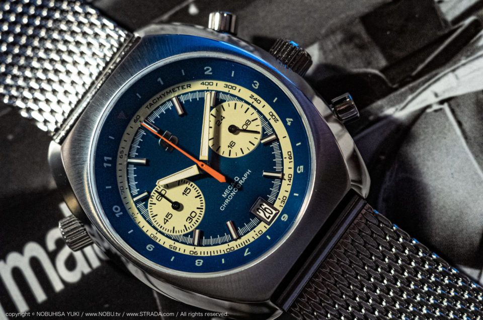 STRATON CURVE CHRONO WATCH